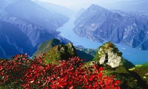 长江之水天上来—巫峡