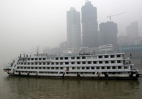 重庆宜昌三峡三日游 行程安排,船票价格及游轮图片